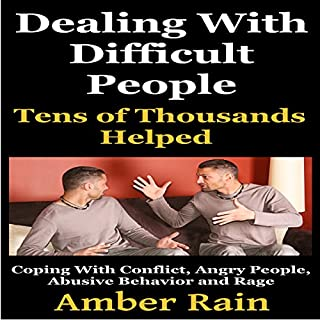 Dealing with Difficult People audiobook cover art