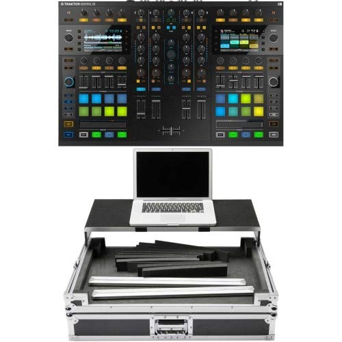 Native Instruments Traktor Kontrol S8 + Workstation Case
