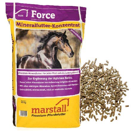 Marstall Plus-Linie, Force 20 kg