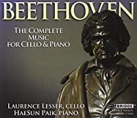 Complete Music for Cello and Piano (Bonus DVD) by Laurence Lesser (2010-07-13)