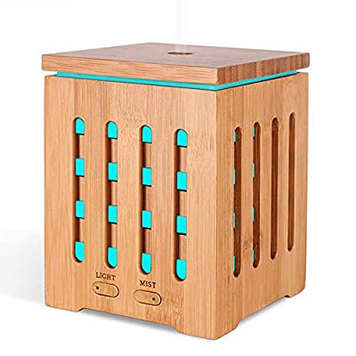 Hawiton Essential Oil Diffuser for Home, Aroma ...
