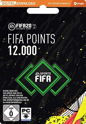 FIFA 20 Ultimate Team - 12000 FIFA Points - PC Code - Origin