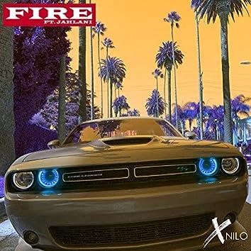 Fire (feat. Jahlani)