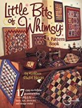Little Bits of Whimsy: A Pattern Book