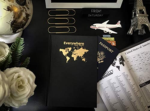 Product Image 3: Everywhere Travel Planner : Travel Gift, Travel Assistant, Travel itinerary, Country Check, State Check.