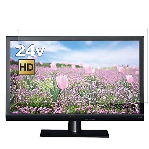 Vaxson TPU Pellicola Privacy, compatibile con Panasonic 24  LCD TV VIERA TH-24C305, Screen Protector Film Filtro Privacy [ Non Vetro Temperato ]