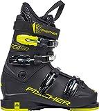 Fischer Unisex - Botas de esquí para niños, Color Negro, 22 1/2, 22,5