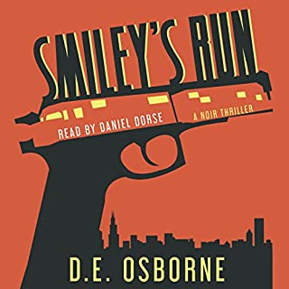 Smiley's Run audiobook cover art