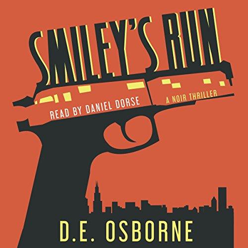 Smiley's Run audiobook cover art