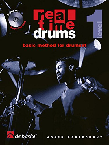 Real Time Drums 1 (Nl): Basic Method for Drumset