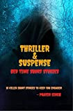 Thriller and Suspense Bed Time Short Stories: 10 Killer Short Stories to keep you engaged (English E...