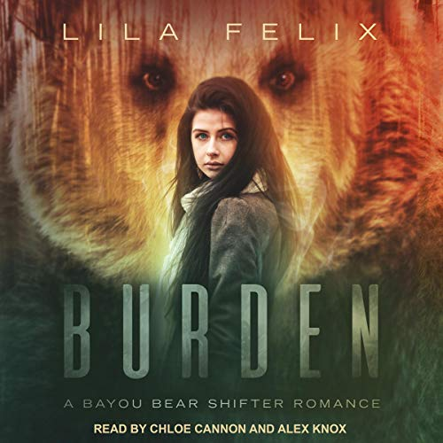Burden audiobook cover art