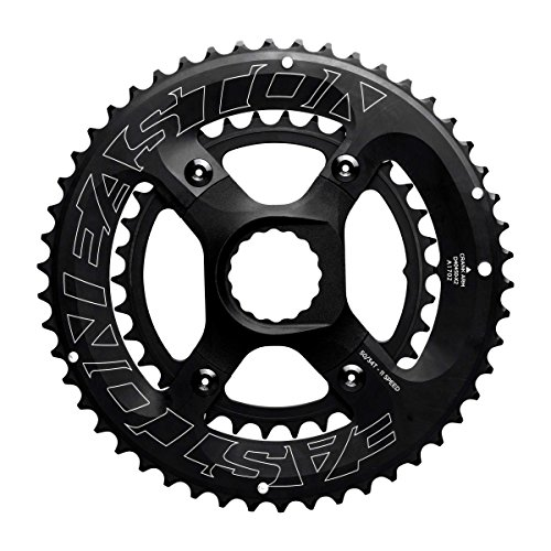 Easton 8022747 Plateau pour vélo Mixte Adulte, Noir