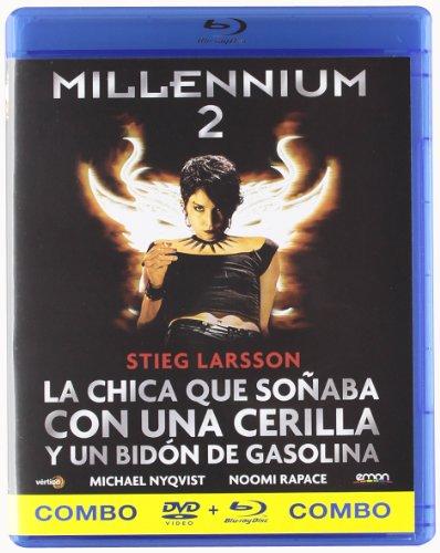 Millennium 2 : La chica que soñaba con una cerilla y un bidón de [Blu-ray]