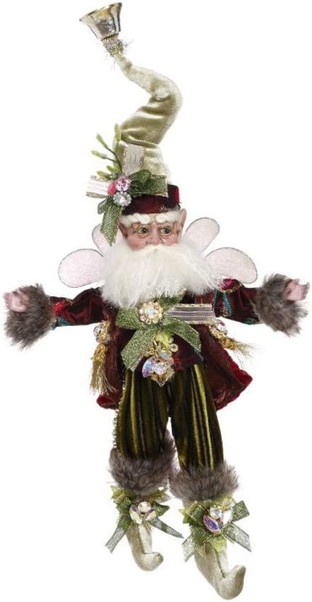 Mark Roberts Christmas 2019 Whispering Pine Fairy Figurine, Small, 9 inches