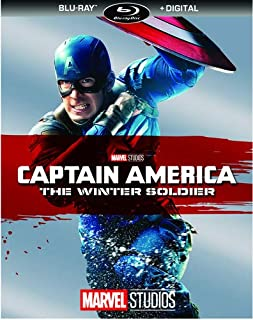 Captain America: the Winter Soldier / [Blu-ray]