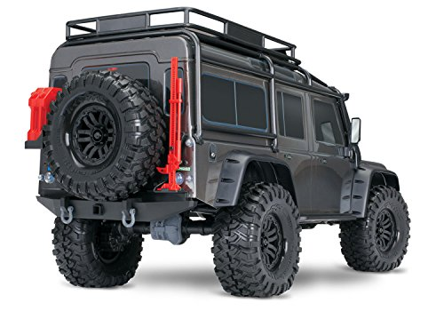 RC Crawler kaufen Crawler Bild 1: Traxxas Landrover Defender Brushed RC Modellauto Elektro Crawler Allradantrieb (4WD) RTR 2,4 GHz*