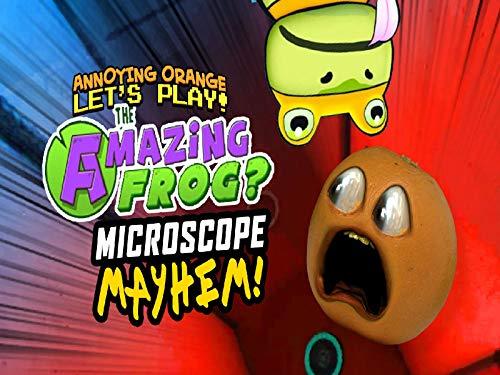 Clip: Microscope Mayhem
