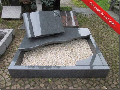 generisch Grabstein, Grabmale, Granit, Urnengrab, Urnenstein