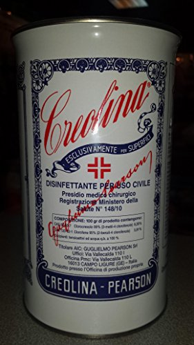 creolina Pearson LT.1