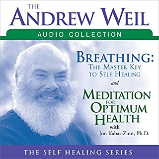 The Andrew Weil Audio Collection cover art