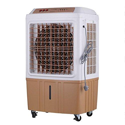 Ventiladores Brisk- Industria Aire Acondicionado Móvil Refrigeración por Agua Protección del Medio Ambiente Aire Acondicionado Enfriarse Radiador Evaporativo 150W-450W -Refrigerador