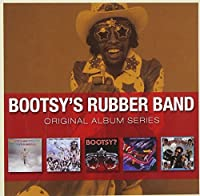 Original Album Series (5 Pack) by Bootsy's Rubber Band (2010-03-09)