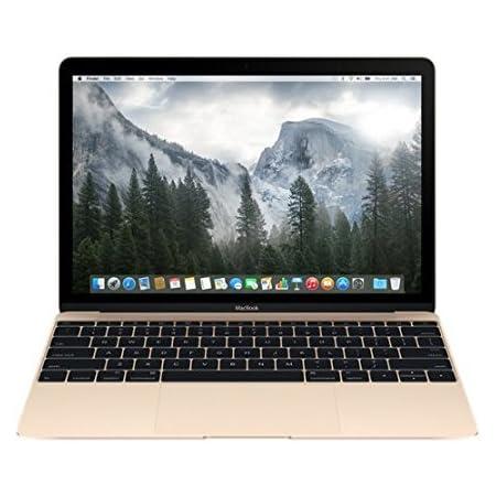 "Apple MacBook 12"" (Early 2015) - Core M 1.2GHz, 8GB RAM, 512GB SSD - Gold (Reacondicionado)"