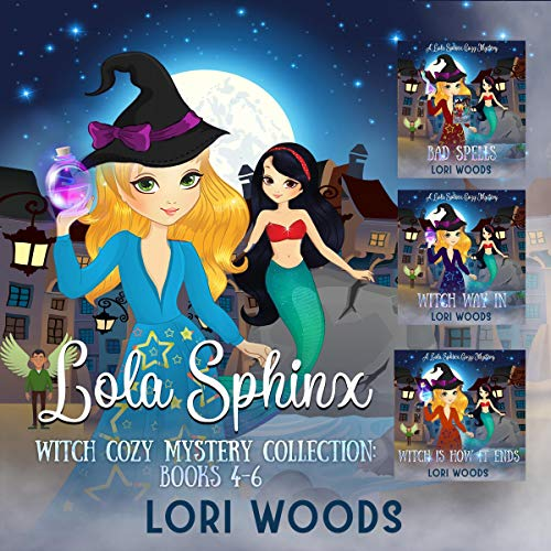 Lola Sphinx cover art