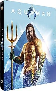Aquaman [4K Ultra HD 3D + Blu-Ray-Édition Limitée SteelBook] (B07MM6MXKL) | Amazon price tracker / tracking, Amazon price history charts, Amazon price watches, Amazon price drop alerts