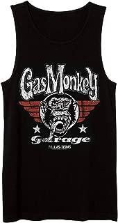 Mercanc/ía Con Licencia Oficial Gas Monkey Garage Flying High Chaleco sin Mangas