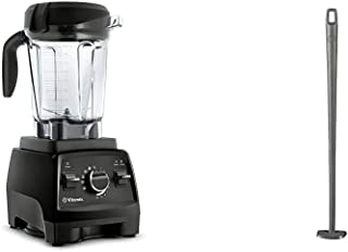 Vitamix Professional Series 750 Blender, Professional-Grade, 64 oz. Low-Profile Container, Black, Self-Cleaning - 1957 & B...