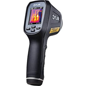 FLIR TG167 with 2-Meter Drop Durability for Your Toughest Jobs. Spot Thermal Camera