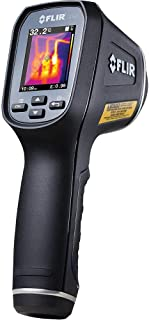 FLIR TG165 - Spot Thermal Camera - with 2-Meter Drop Durability for Your Toughest Jobs