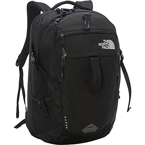 The North Face Women's Surge Laptop Backpack - 15 Inch (TNF Black)