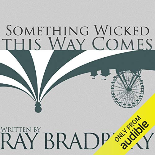 Something Wicked This Way Comes cover art