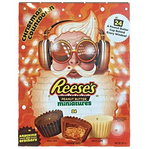 Reese's Peanut Butter 2020 Advent Calendar 247g