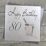 White Cotton Cards XLS80 - Tarjeta