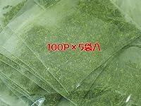 サッと出ておいしい !メッシュパック緑茶・業務用100P×5袋入