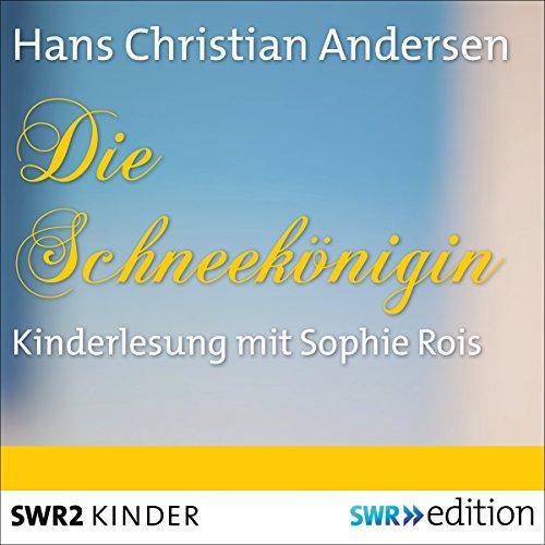 Die Schneekönigin audiobook cover art
