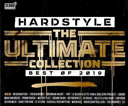 Hardstyle Ultimate Collection-Best of 2019