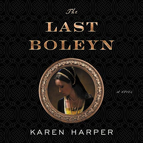 The Last Boleyn cover art
