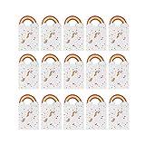TOYMYTOY Sacchi di carta unicorno 24pcs con sacchetti di...