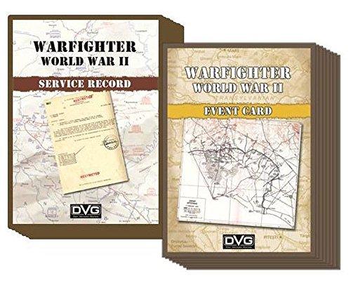 Warfighter WW 2 – Expansion: Ammo Box Separate Decks