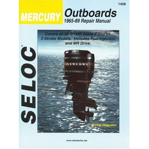 Mercury       Outboard    Manual  Amazon