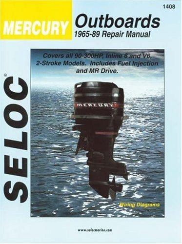 seloc mercury outboards, 1965 89, repair manual 90 300 horsepower 6 mercury mountaineer radio wiring diagram seloc mercury outboards, 1965 89, repair manual 90 300 horsepower 6 cylinder (seloc marine tune up and repair manuals) paperback 1989