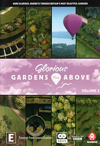 Glorious Gardens from Above Vol.2 Scottish Borders Aberdeenshire | NON-USA Format |...