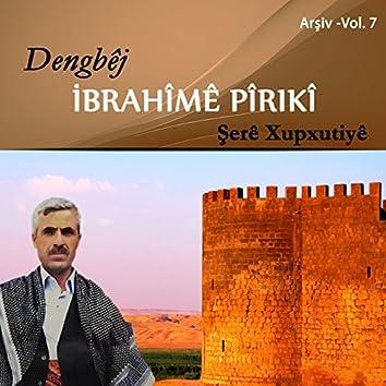 Şerê Xupxutiyê (Arşiv, Vol. 7)