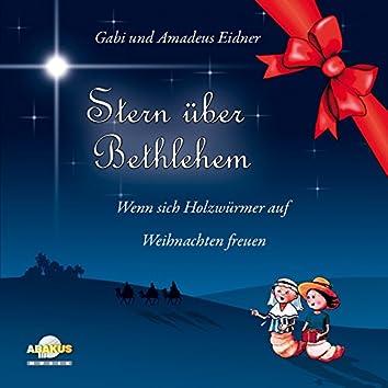 Stern über Bethlehem (Wenn sich Holzwürmer auf Weihnachten freuen)