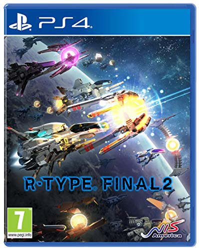 R -Type Final 2 - Inaugural Flight Edition PS4